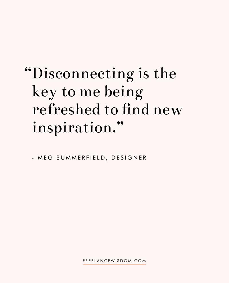 Meg Summerfield | Freelance Wisdom
