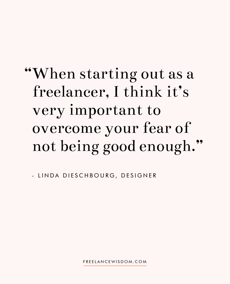Linda Dieschbourg | Freelance Wisdom