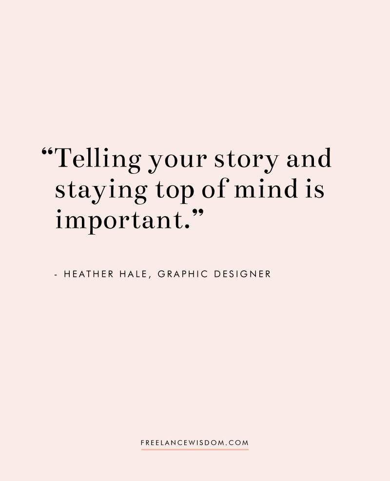 Heather Hale | Freelance Wisdom