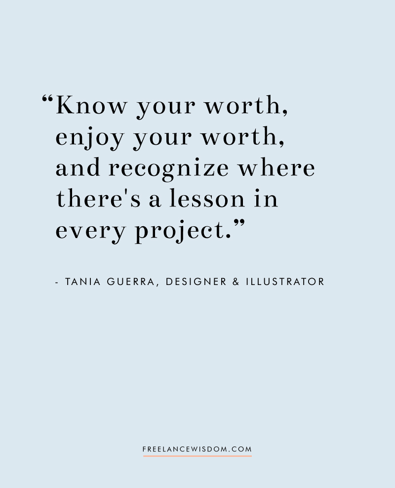 Tania Guerra | Freelance Wisdom