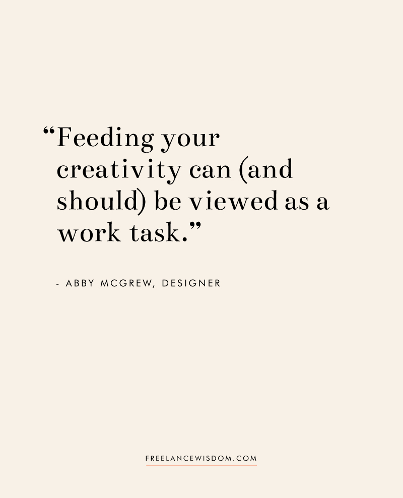 Abbey McGrew | Freelance Wisdom