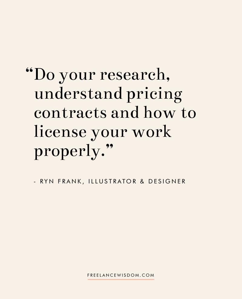 Ryn Frank | Freelance Wisdom