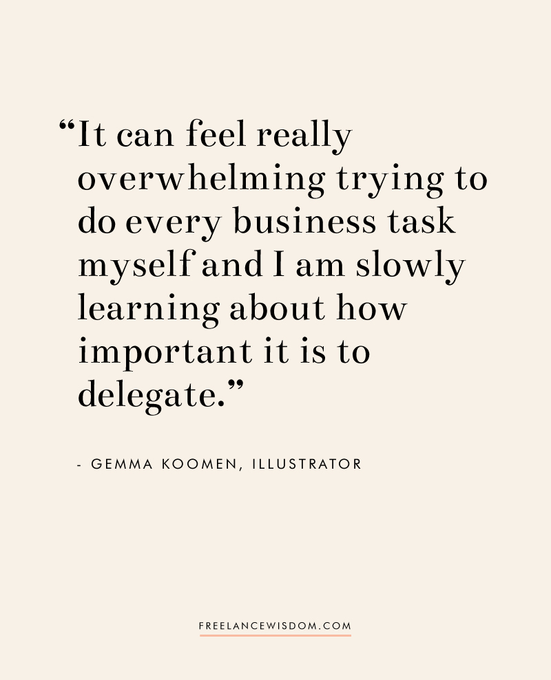 Gemma Koomen | Freelance Wisdom