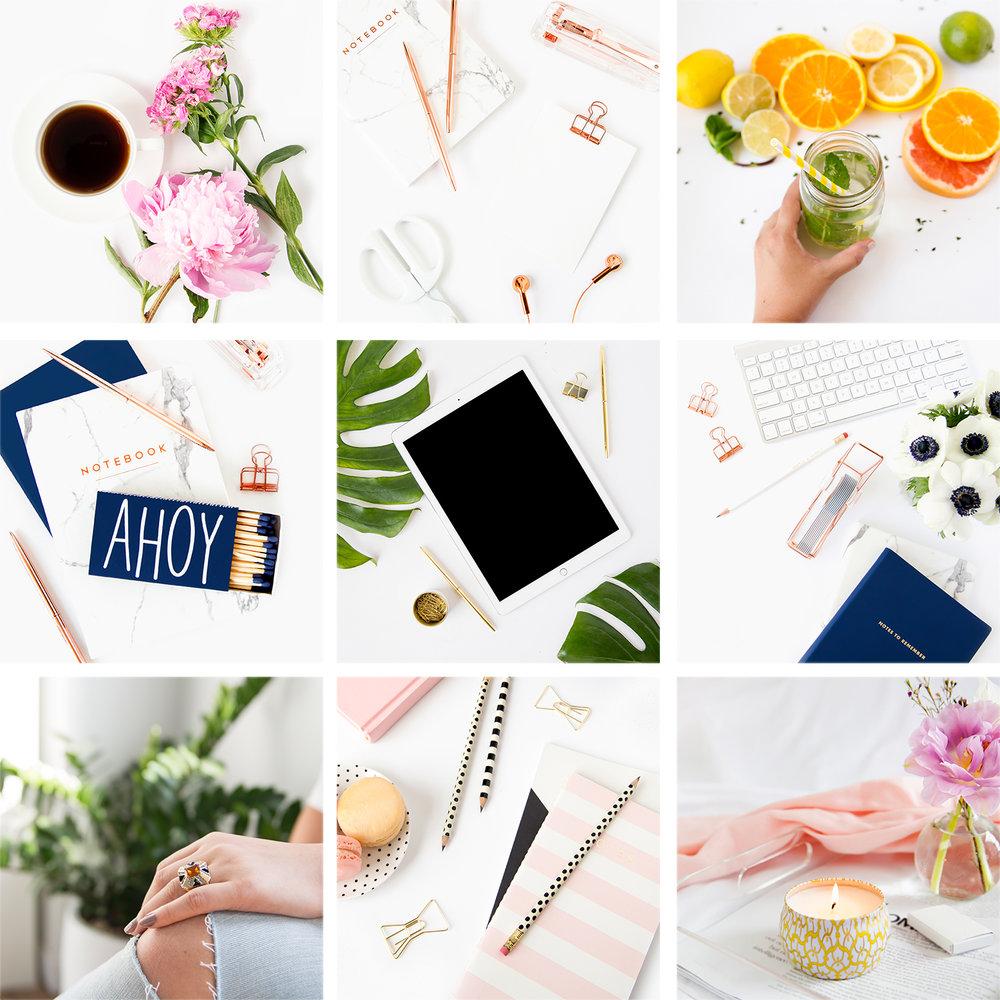 Elle Drouin | Styled Stock-Society | Freelance Wisdom