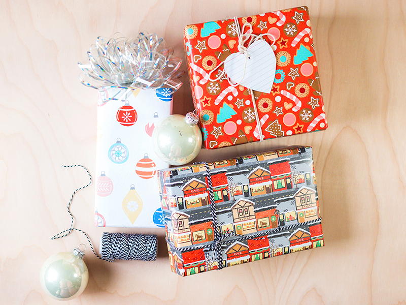Design & Sell a Wrapping Paper Collection | Abbi Page | Skillshare | Freelance Wisdom