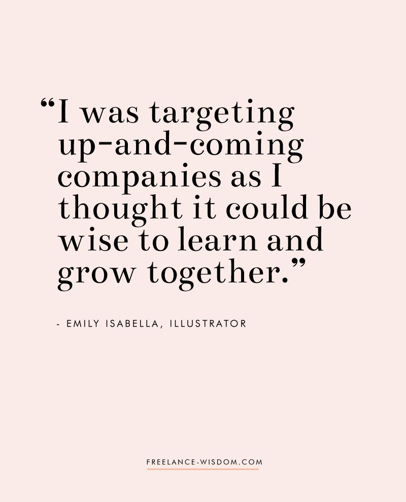 Emily Isabella | Freelance Wisdom