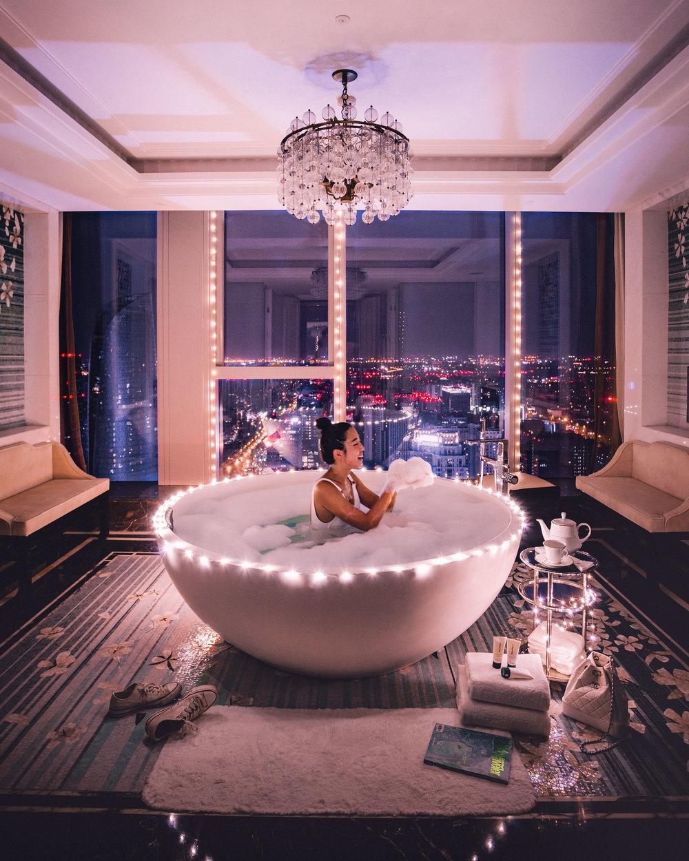 Sam Wong | Content Creator | Waldorf Astoria | Freelance Wisdom