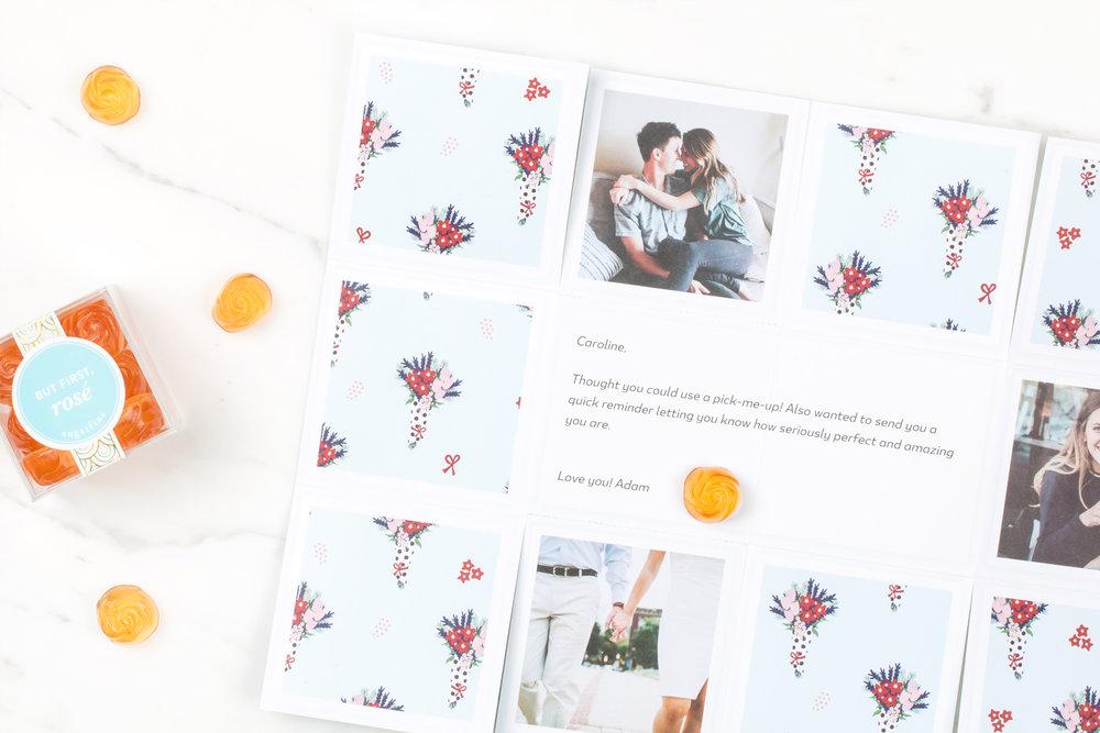 Brook Gossen | Bouquet for Bae Greetabl | Freelance Wisdom