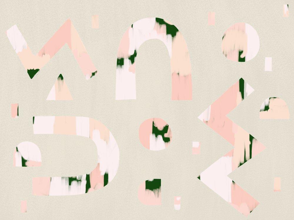 Brook Gossen | Colour + Shape Study | Freelance Wisdom