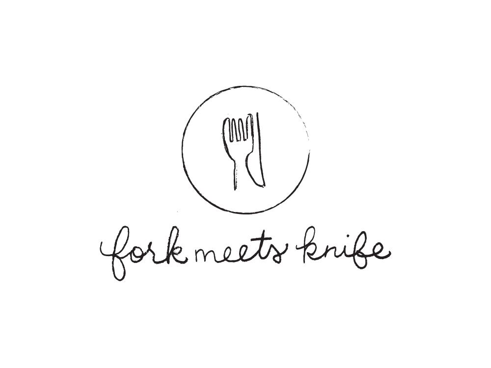 Timia Lewis | fork meets knife logo | Freelance Wisdom