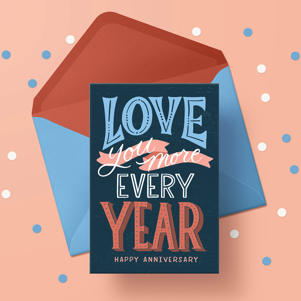 Ilana Griffo | Love you more every year | Freelance Wisdom
