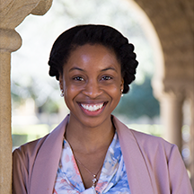 JOSLYN JOHNSON   DYS F18 Facilitator  Joslyn is the Assistant Director of Career Catalysts at Stanford's BEAM Career Education.