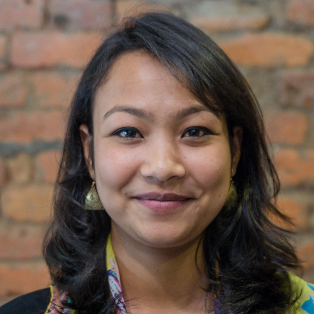 IRINA STHAPIT  DtP SP19 Facilitator  Irina is an Engineer, Educator and Designer, currently studying 'Learning, Design and Technology' at Stanford GSE