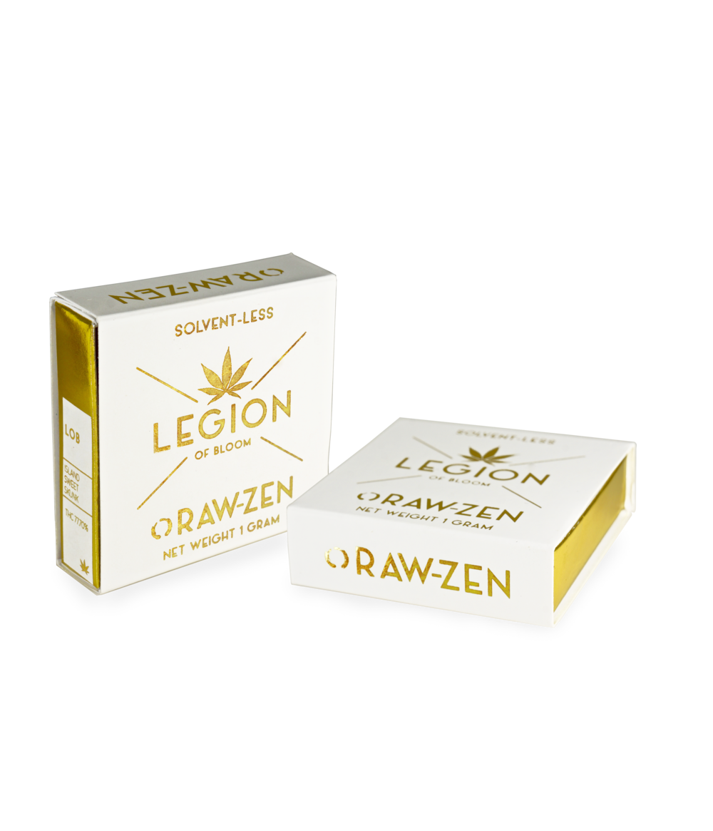 The Legion of Bloom Raw-Zen // Rosin