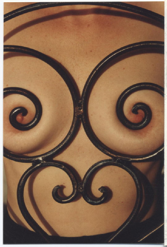 Dali's Moustache '01