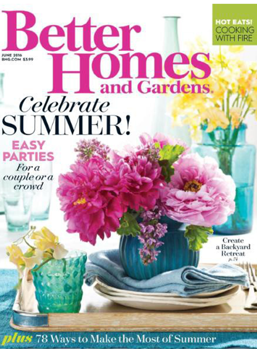 Better Home and Gardens