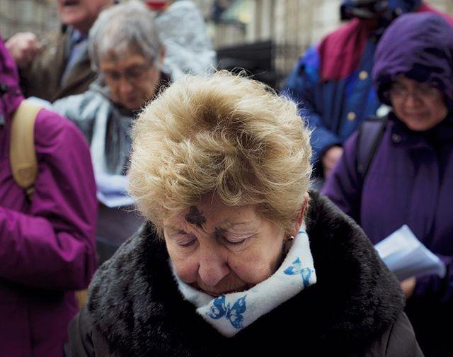 Ash Wednesday vigil calling for nuclear disarmament