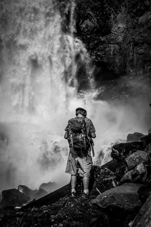 Alexander Falls - British Columbia