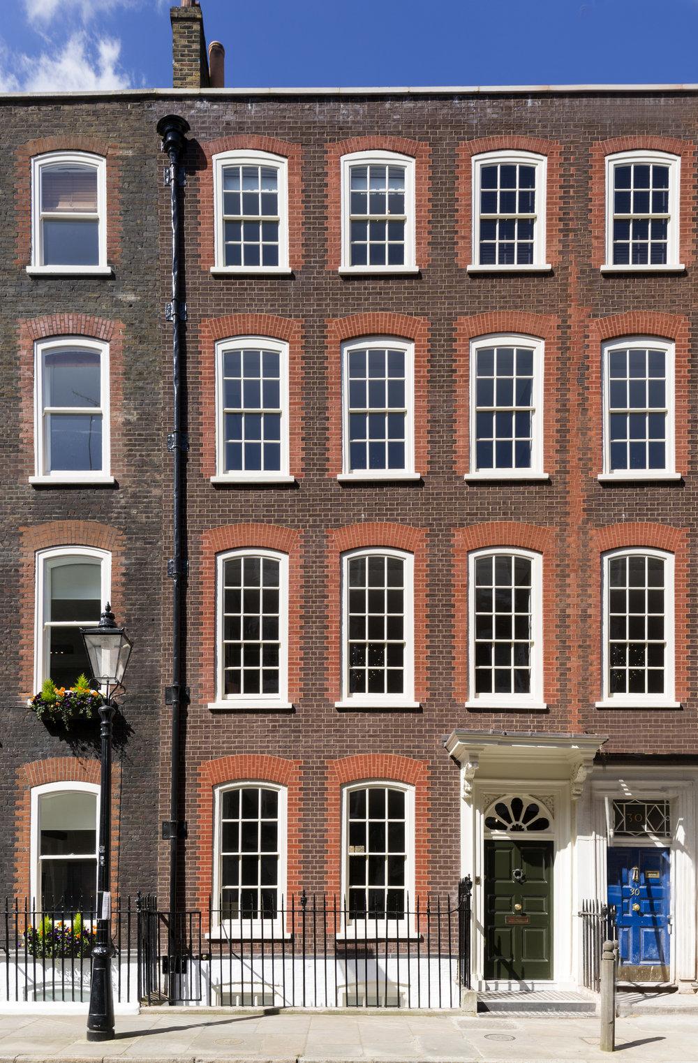 Great James Street -