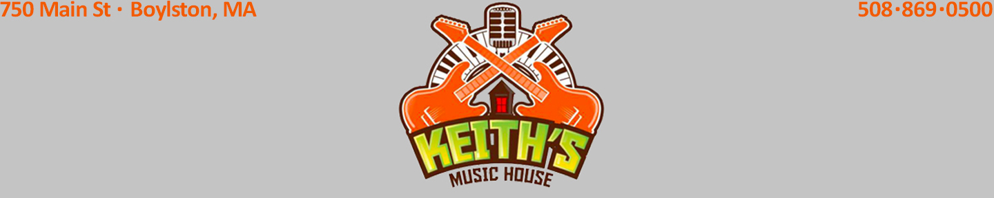 Keith's Music House