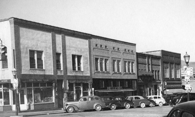 8. Patterson's Department Store
