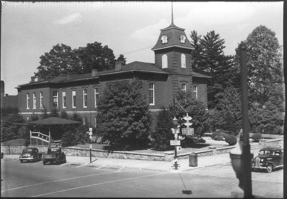 11. Transylvania County Courthouse
