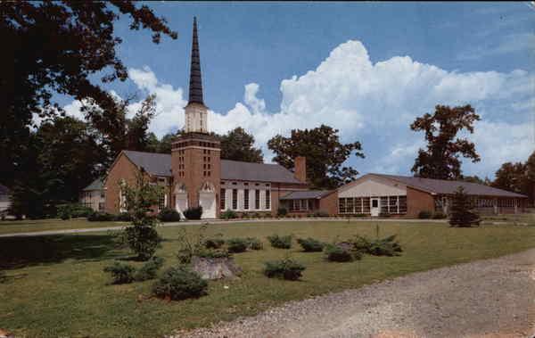 Brevard-Davidson River Presbyterian Church