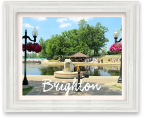 Brighton, Michigan Real Estate for sale  Team Hinton
