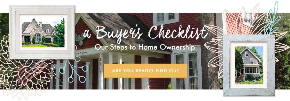 Buyer's Guide - The Steps to Home Ownership