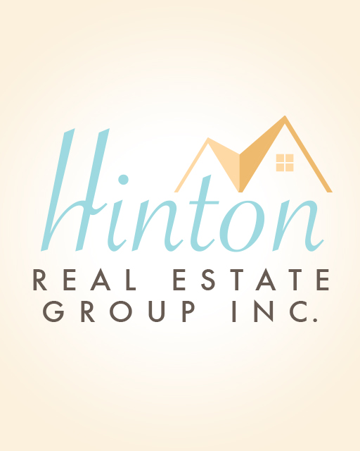 Beige Hinton Real Estate Group Logo - 2050 Waqshtenaw Rd, Ypsilanti Michigan Real Estate office logo for properties for sale serving Livingston & Washtenaw County