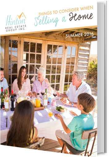 Summer Housing Guide for Seller by the Team Hinton Real Estate Team