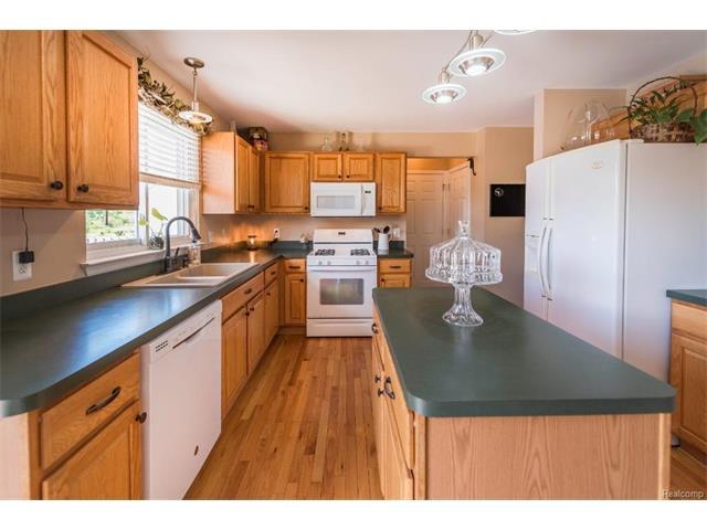 6439 Oakbrook Drive, Ypsilanti Twp - Kitchen