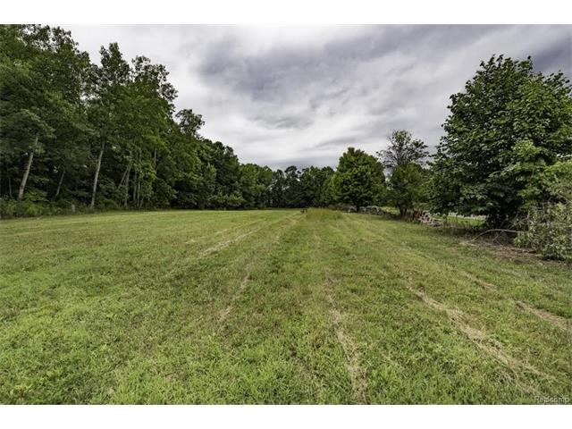 6520 CROFOOT Road, Iosco Twp 48843 - Backyard