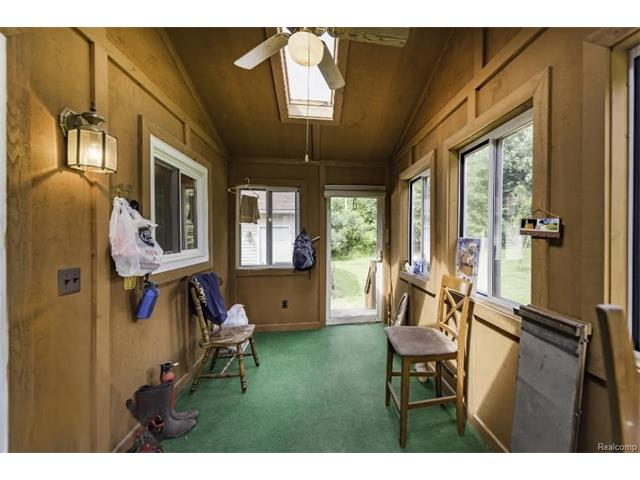 6520 CROFOOT Road, Iosco Twp 48843 - Sunroom