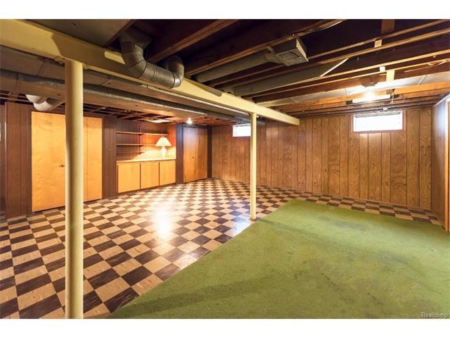 Basement 7 - 4371 Myron Avenue, Wayne 48184