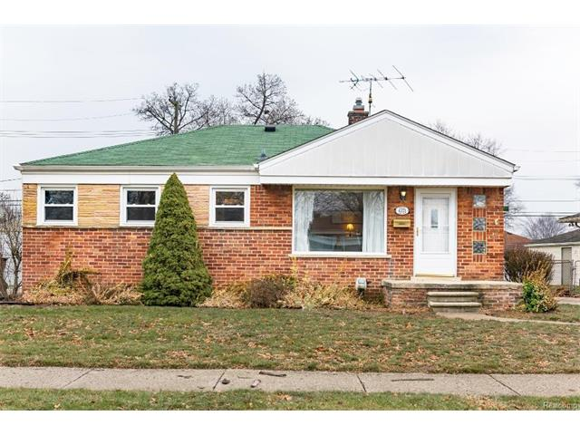 Front 4 - 4371 Myron Avenue, Wayne 48184