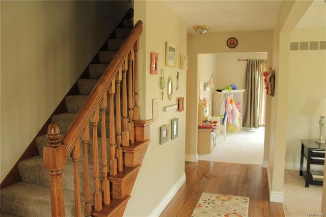 Staircase - 62800 HICKORY HILL Court, Lyon Twp 48178