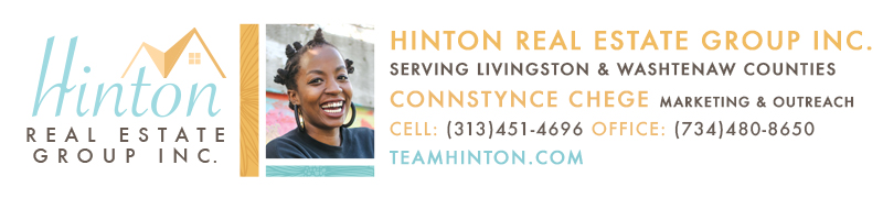 Connstynce Email - Hinton Real Estate Group