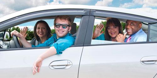 Carpool to Work - Hinton Real Estate Group