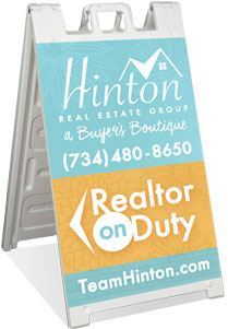 Real Estate Agent on Duty - Hinton Real Estate Group