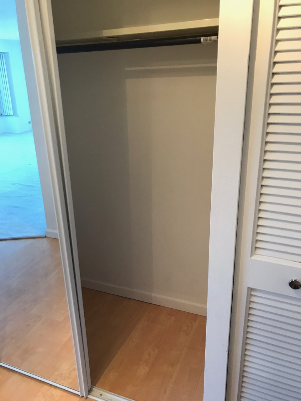 Closet - Hinton Real Estate Group