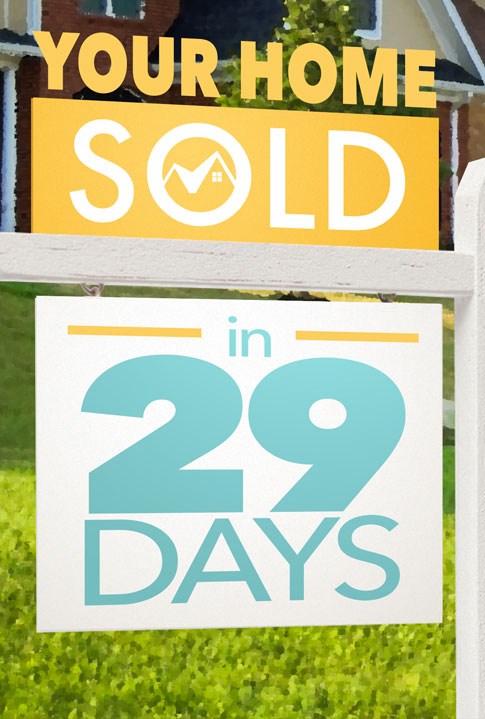 Your Home Sold in 29 Days - Hinton Real Estate Group