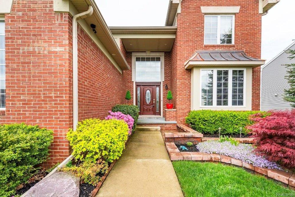 Front Door - 9252 CHAMBORD Drive, Augusta Twp 48197
