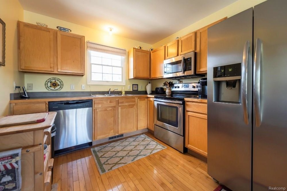 New Kitchen - 341 ANN MARIE Drive