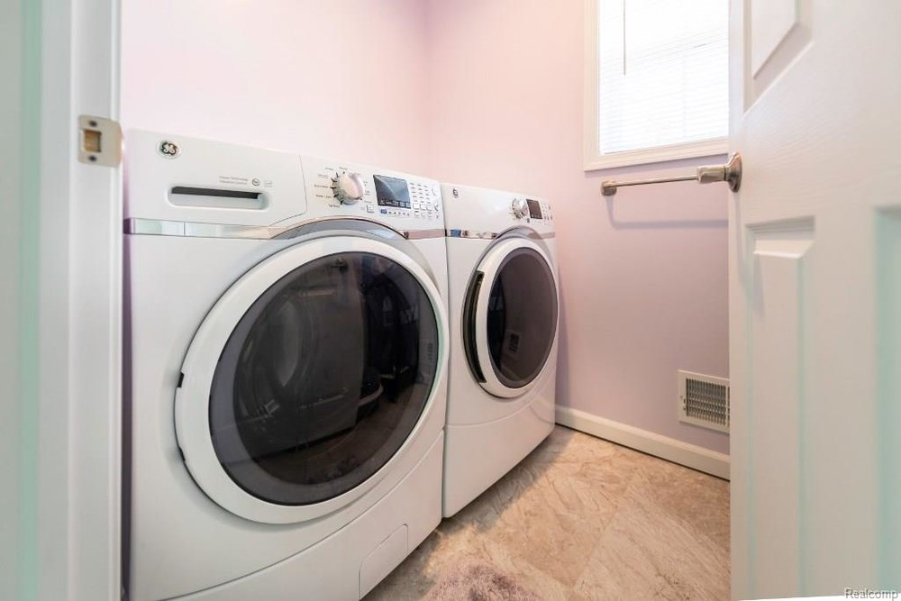 Laundry Room - 341 ANN MARIE Drive