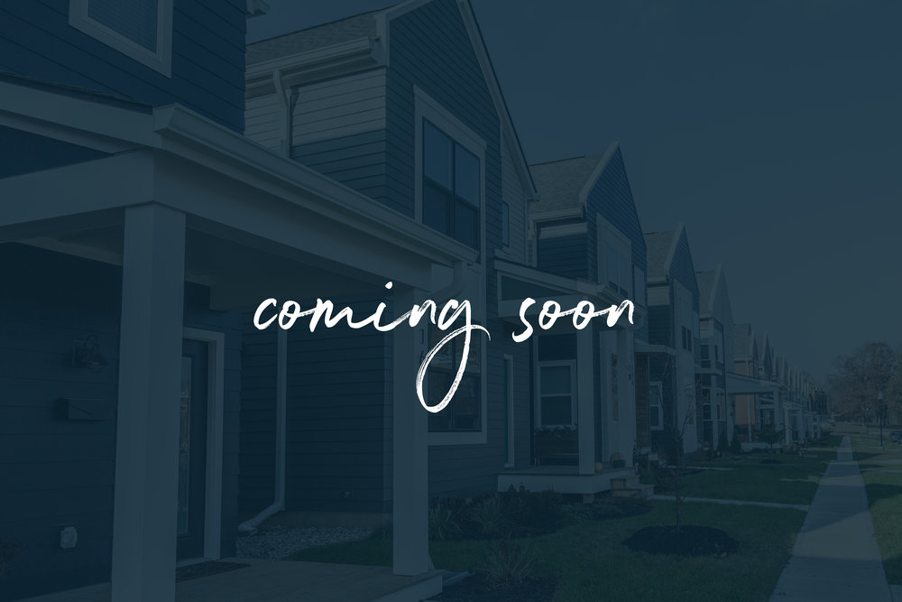 Central State | 4 NEW Row Homes   Coming soon to Central State! Check back for more information in March. Listing soon!