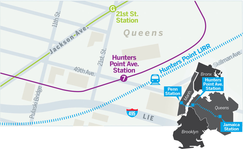 7 train to Hunters Point - Hunters Point Av Queens, NY 11101CLICK HERE FOR MAP(less then a 5 minute walk to the studio)