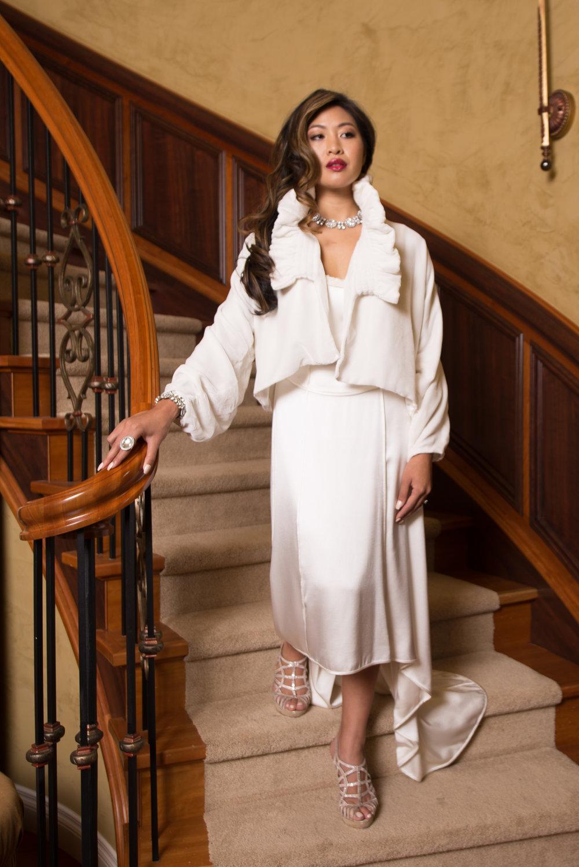 Contessa Bed Jacket $650.00