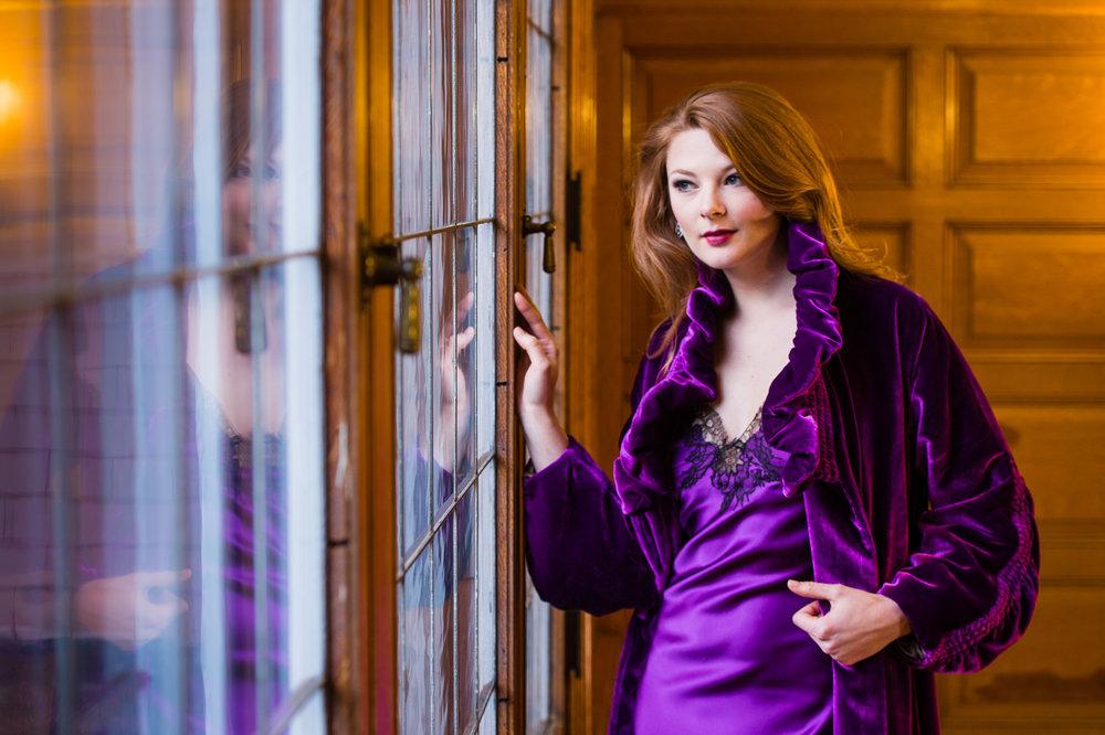 Contessa Grand Robe $1150.00