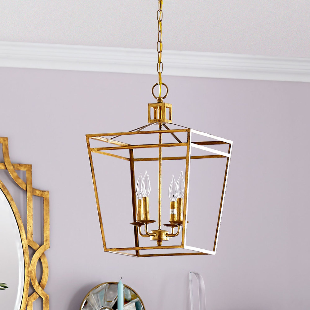 The admiral pendant (also from Wisteria) is a perfect way to throw some bling in your space that won't cost you quite as much as those diamond earings you've been eyeing at the jewelry store